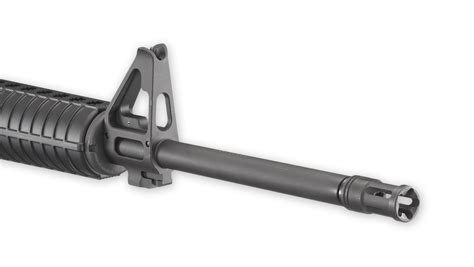 Is The Ruger Ar 556 Barrel Chrome Lined