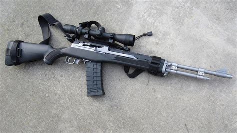 Is The Ruger Mini 30 An Assault Rifle