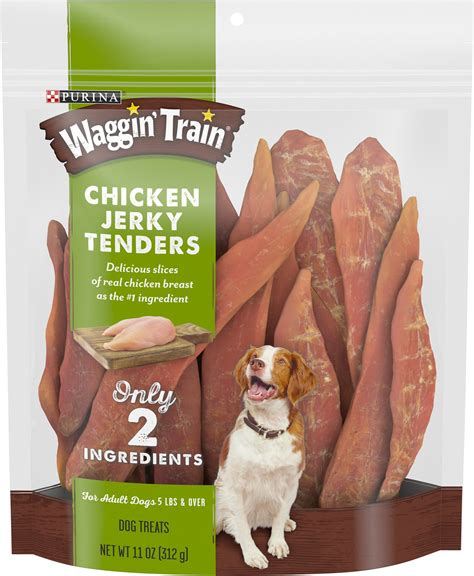 Is Waggin Train Chicken Jerky For Dogs Safe