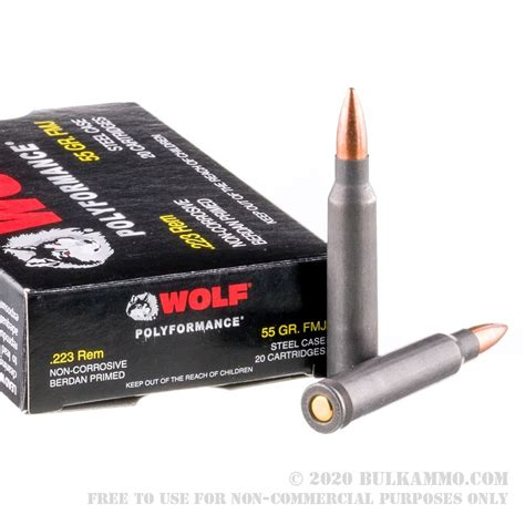Is Wolf Ammo Any Good For 223