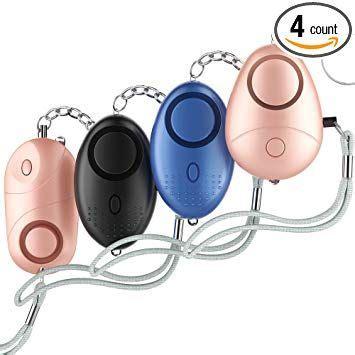 Ispecle Personal Self Defense Alarm
