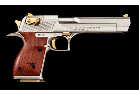 Desert-Eagle Israeli Firearms Desert Eagle.