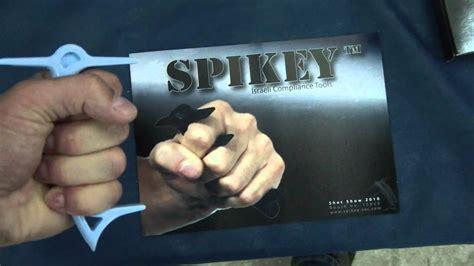 Israeli Self Defense Tool Spiky
