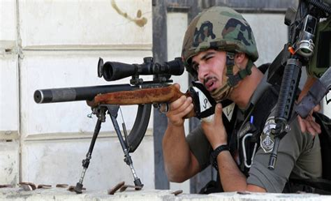 Israeli Sniper Rifle 22