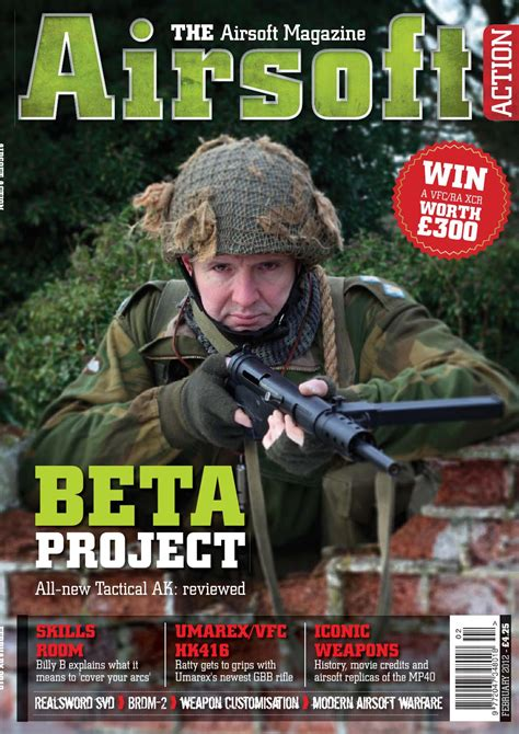 Issue 06 Feb 2012 By Airsoft Action Magazine Issuu
