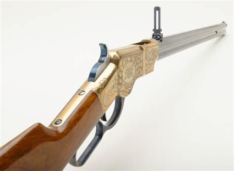 Italian Lever Action Rifle