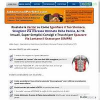 Italian version of truth about abs seeing 90% roi on ppc coupons