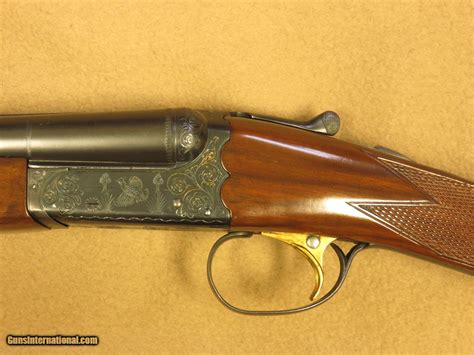 Ithaca 20 Ga Double Barrel Shotgun