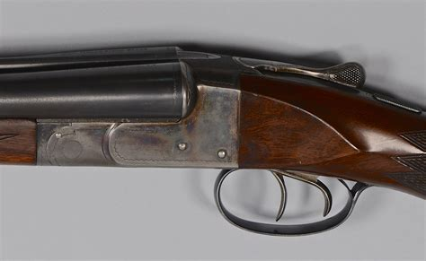 Ithaca Double Barrel Shotgun 16 Gauge