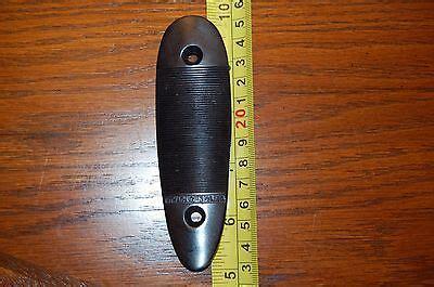 ITHACA MODEL 37 BUTT PLATE Itaca M37 4 9 X1 5 Shotgun