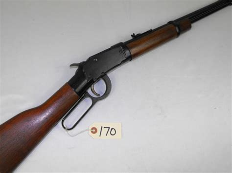 Ithica Lever Action 22 Magnum Rifle