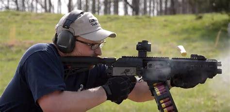 Iv8888 Shooting Shotgun In House