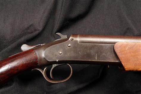 Iver Johnson 12 Ga Single Shot Shotgun