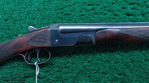 Iver Johnson Double Barrel Shotgun For Sale