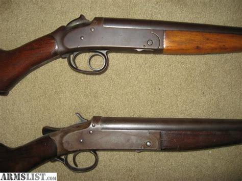 Iver Johnson Shotgun Value