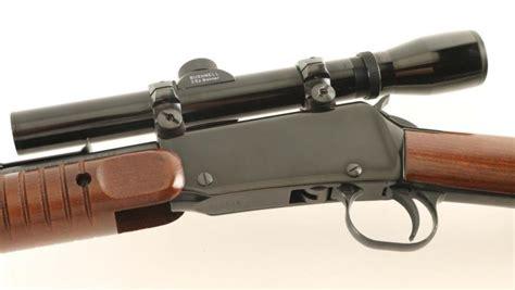 Iver Johnson Slide Action 22 Lr Rifle