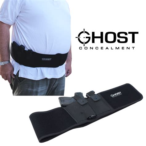 Iwb Glock 17 Belly Band With Light