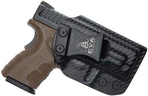Iwb Holster For Springfield Xd 9mm Subcompact