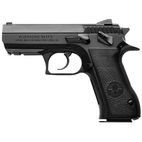 Iwi Jericho 941 Fs 9mm Handgun