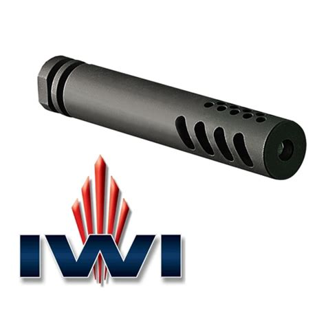 Iwi Tavor 556nato Aluminum Muzzle Brake 4 5 8