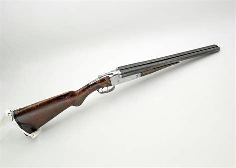 J Stevens 12 Gauge Double Barrel Shotgun