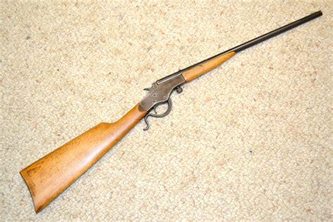 J Stevens 22 Rifle