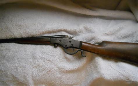 J Stevens A T Co 22 Falling Block Rifle Schematics