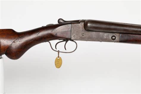 J Stevens Model 335 Double Barrel Shotgun
