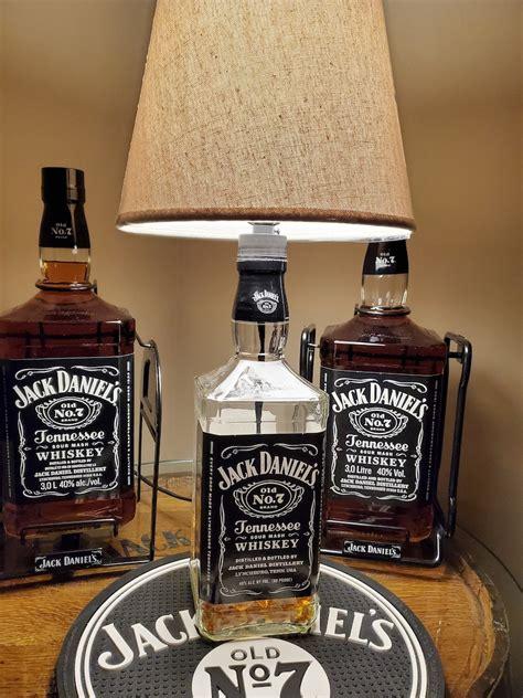 Jack Daniels Lampe