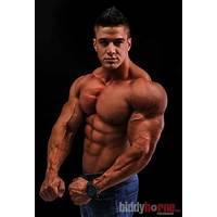 Jaco de bruyn #1 muscle model in the world 12 week app offer