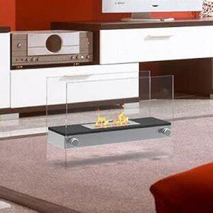 Jacqueline Ventless Bio-Ethanol Fireplace