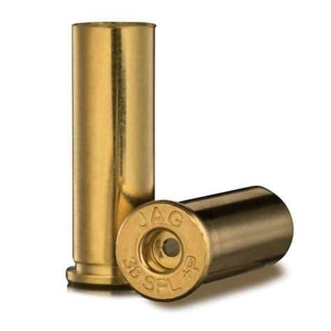 Jagemann Stamping Co Unprimed Pistol Brass Brownells