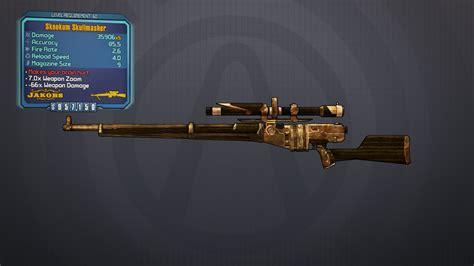 Jakobs Sniper Rifle Borderlands 2