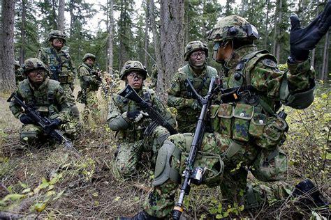 Japanese Ground Self Defense Force 1980s