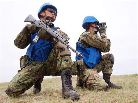 Japanese Self Defense Force Purpose
