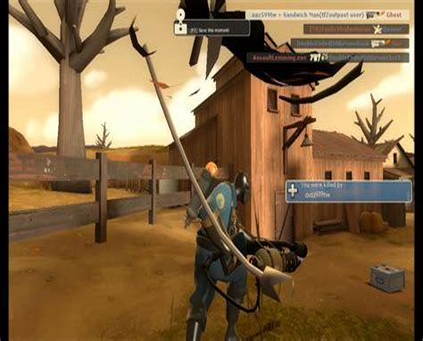 Jarate Sniper Rifle