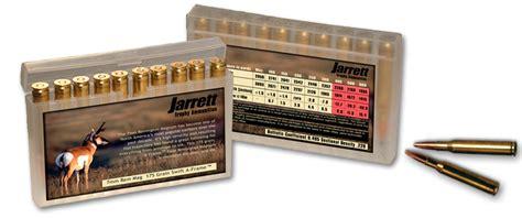 Jarrett Rifles Ammo