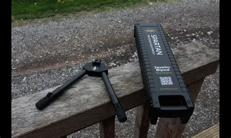 Javlin Bipod Made By Precision Equipment
