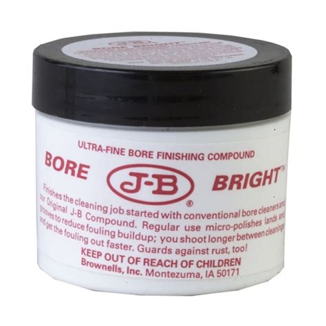 Jb Cleaning Compound