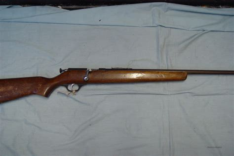 Jc Higgins 22 Bolt Action Rifle