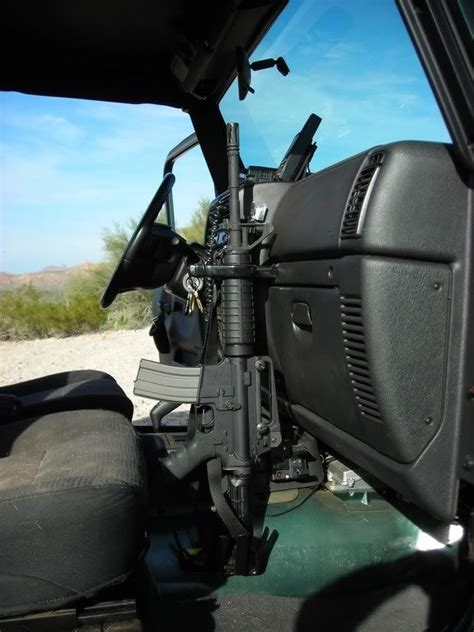 Jeep Jk Ar 15 Mount