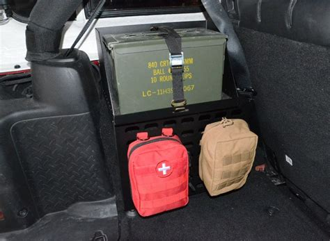 Jeep Tj Ammo Can Mount