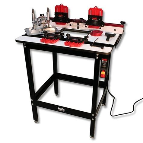 Jessem router table review Image