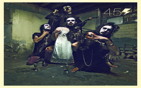 Jesus Makes The Shotgun Sound