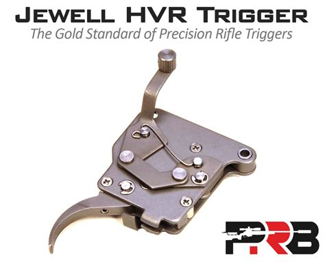 Jewell Trigger For Ruger Precision Rifle