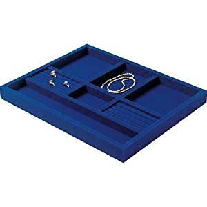 Jewelry box insert trays red Image