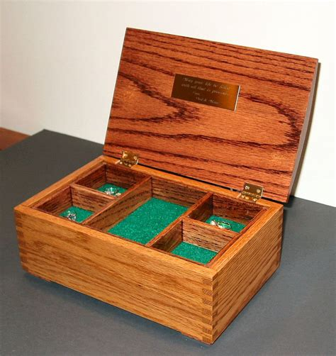 Jewelry box woodworking projects Image