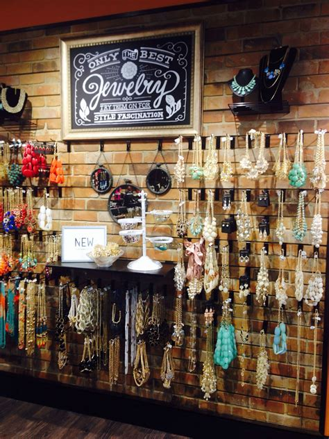 Jewelry displays for boutiques Image
