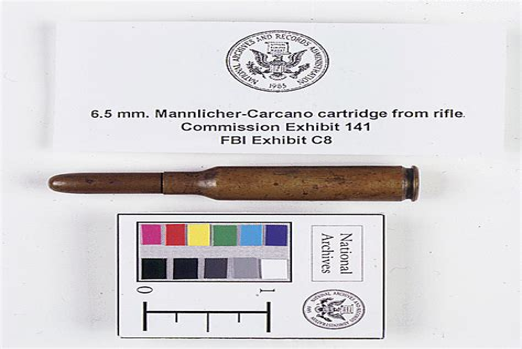 Jfk Assassination Rifle Caliber