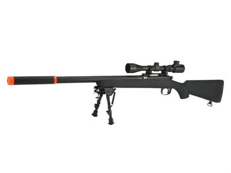 Jg Bar 10 Sniper Rifle